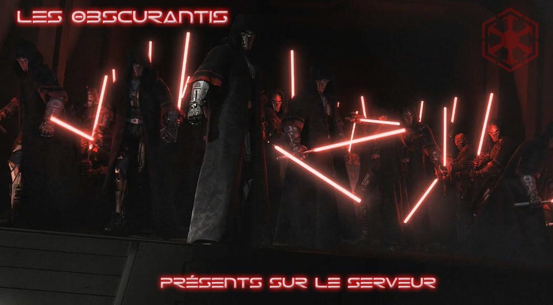 La guilde les Obscurantis! RP/JCJ/JCE