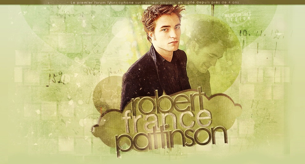 Pattinson France Forum