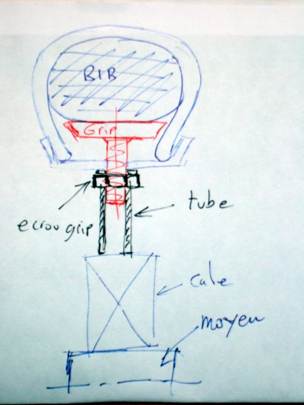 montage pneu et gripster. Black Bedroom Furniture Sets. Home Design Ideas