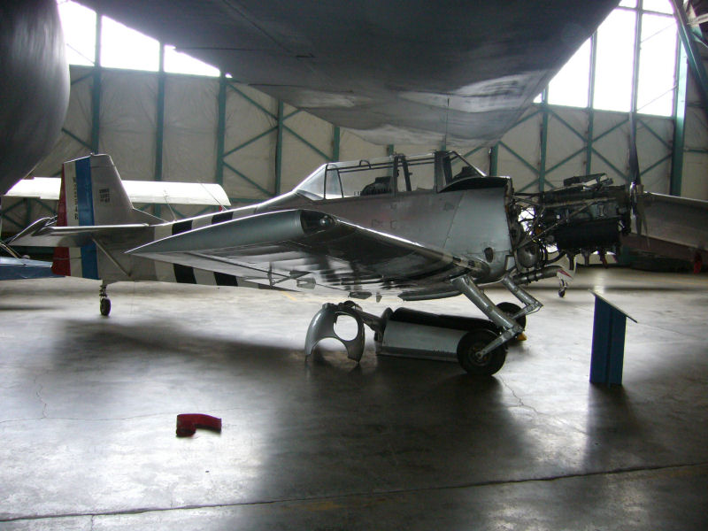 Mus e de l 39 aviation de denver pilotaillon - Hangar a vendre nord ...