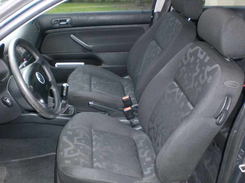 Vds interieur de golf 4 for Lederen interieur golf 4