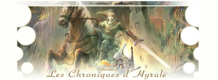 Les Chroniques D'Hyrule