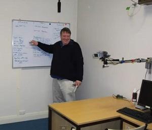 A virtual classroom