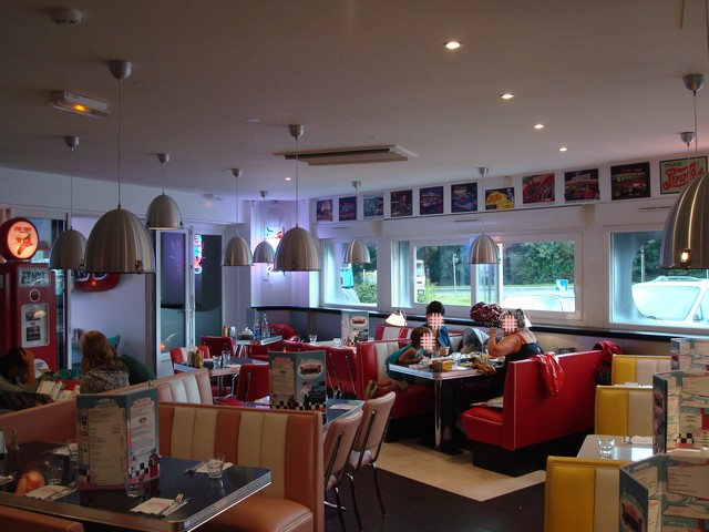 mustang club de france consulter le sujet un new diner dans le 74 epagny anciennement chez. Black Bedroom Furniture Sets. Home Design Ideas