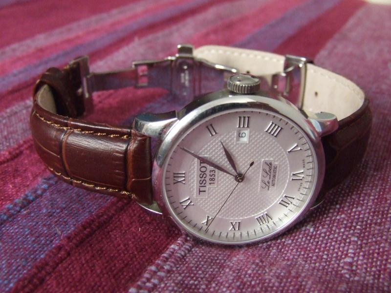 bracelet tissot le locle