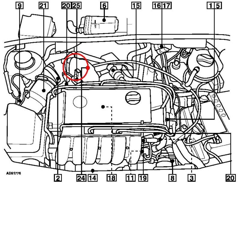 golf vr6 2 8 moteur tremble et ralentit instable r u00e9solu