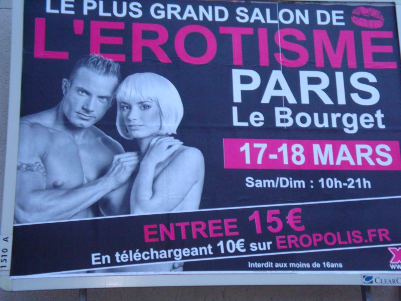 Salon de l erotisme for Salon de l erotisme tours