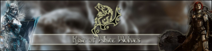 Rise of White Wolves