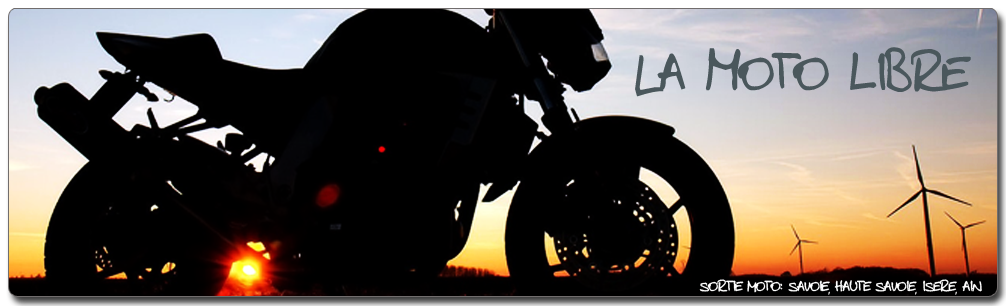 la moto libre