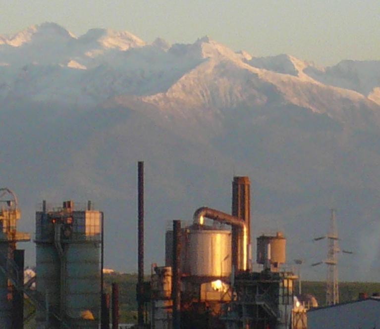 Torino en 2 mots, l'industrie et les Alpes