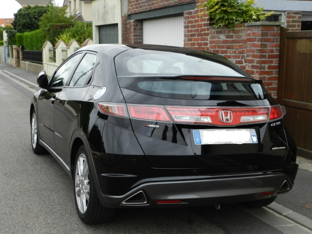 honda civic 1 8 i vtec virtuose rouen vente voitures annonces auto et accessoires. Black Bedroom Furniture Sets. Home Design Ideas