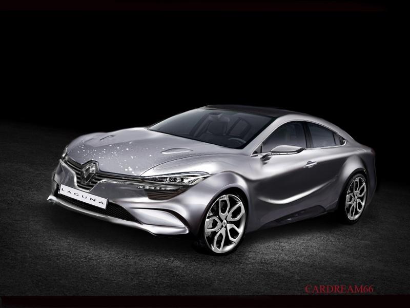 Renault Laguna Iv - Fotos de coches - Zcoches