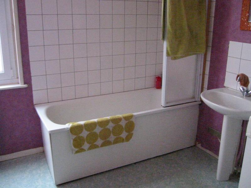 salle de bain turquoise et jaune - Salle De Bain Turquoise Et Jaune