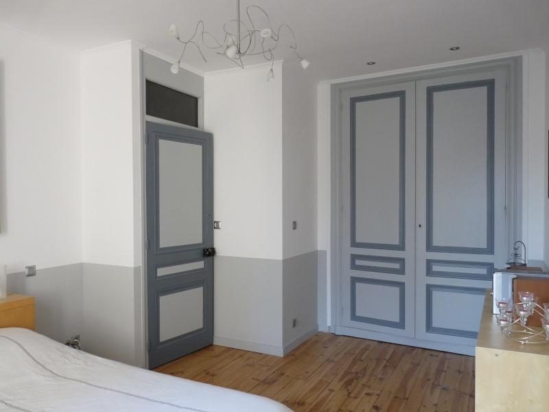 Marvelous Porte Chambre Couleur Gallery - Best Image Engine ...