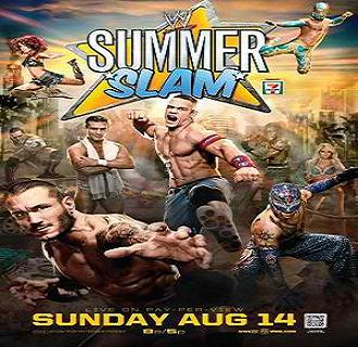 عرض WWE Summerslam 2011 مترجم