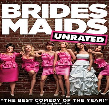بإنفراد فيلم Bridesmaids 2011 Bluray مترجم بجودة بلوراي