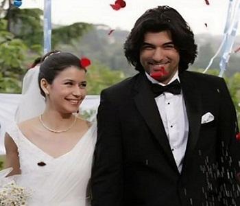 حفل زواج كريم وفاطمة بثوب الزفاف والبدلة وصور الفرح