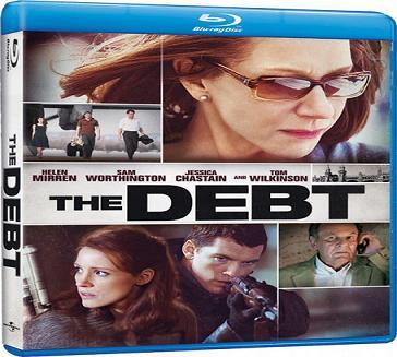 إعادة رفع فيلم The Debt 2010 BluRay بالترجمة المعدلة الكاملة