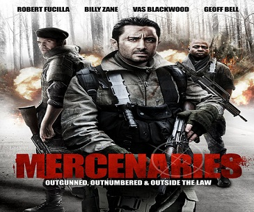 بإنفراد فيلم Mercenaries 2011 مترجم جودة DVDRip X264 - أكشن