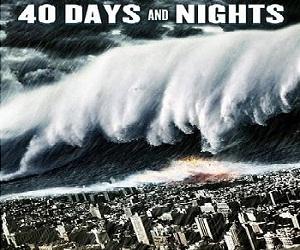 بإنفراد فيلم I 40 Days And Nights 2012 مترجم DVDRip - أكشن