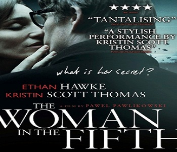 بإنفراد فيلم The Woman In The Fifth 2011 مترجم DVDrip  إثارة
