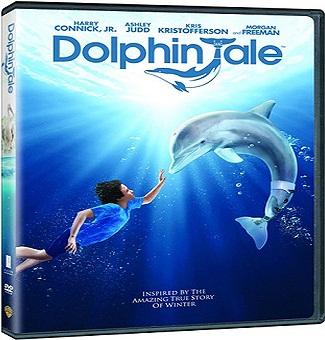 بإنفراد فيلم Dolphin Tale 2011 مترجم بجودة دي في دي DVDRip