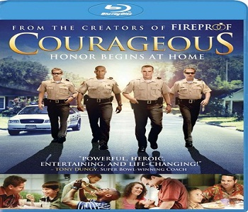 بإنفراد فيلم Courageous 2011 BluRay مترجم