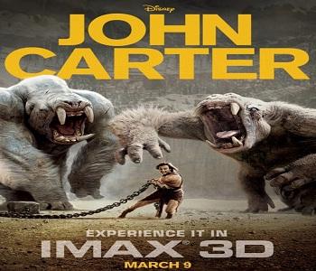 فيلم John Carter 2012 مترجم بجودة DVDrip دي في دي