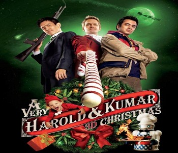 فيلم A Very Harold And Kumar Christmas 2011 مترجم DVDrip
