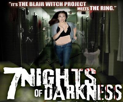 بإنفراد فيلم 7 Nights Of Darkness 2011 مترجم DVDrip - رعب
