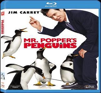 فيلم Mr Poppers Penguins 2011 BluRay مترجم بجودة بلوراي