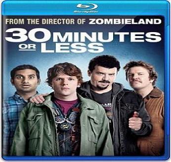 فيلم 30 Minutes or Less 2011 BluRay مترجم بجودة بلوراي - أكش