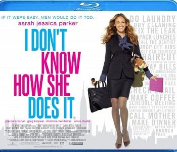 فيلم I Dont Know How She Does It 2011 BluRay مترجم بإحترافية