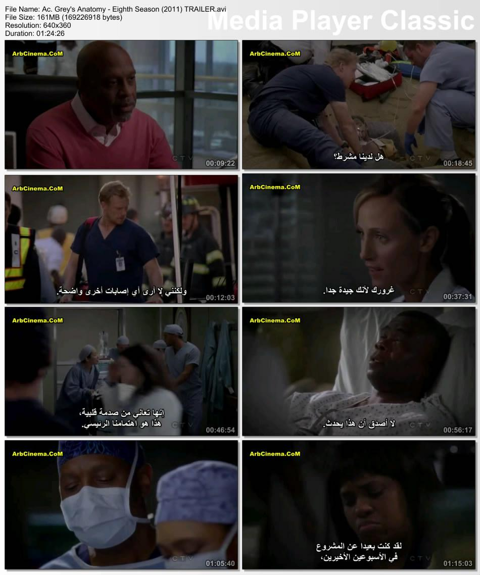 ����� Greys Anatomy 2011 Season