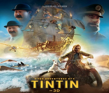 فيلم The Adventures of Tintin 2011 مترجم DVDrip دي في دي