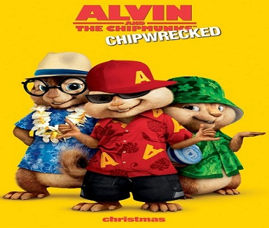 فيلم Alvin and The Chipmunks 3 2011 R5 مترجم DVD دي في دي