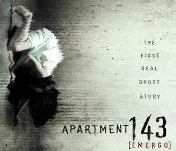 بإنفراد فيلم Apartment 143 2011 مترجم بجودة DVDrip رعب اشباح