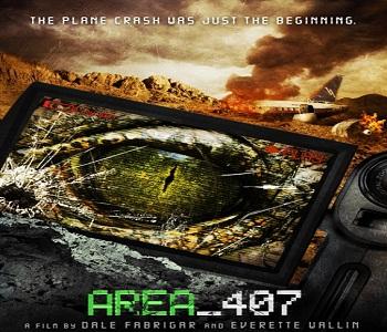 بإنفراد فيلم Area 407 2011 مترجم بجودة DVDrip رعب وخيال علمي