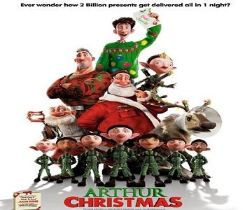 فيلم Arthur Christmas 2011 مترجم دي في دي DVDscr
