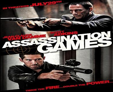 بإنفراد فيلم Assassination Games 2011 مترجم بجودة DVDrip