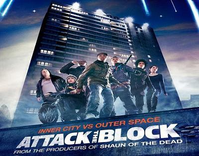 فيلم Attack The Block 2011 مترجم بجودة BluRay - أفلام أكشن