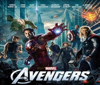 فيلم The Avengers 2012 HDrip مترجم دي في دي DVD