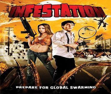 فيلم Infestation 2009 X264 DVDrip مترجم - رعب وأكشن