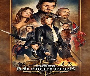 فيلم The Three Musketeers 2011 TS X264 مترجم بترجمة إحترافية