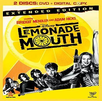 فيلم Lemonade Mouth 2011 مترجم DVDRip موسيقي