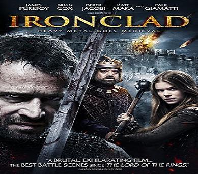 فيلم Ironclad 2011 مترجم بجودة BRRip تحميل ومشاهدة