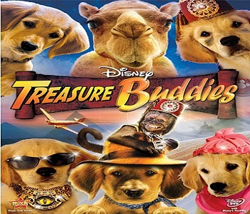 فيلم Treasure Buddies 2012 مترجم جودة BRRip خيال كوميدي