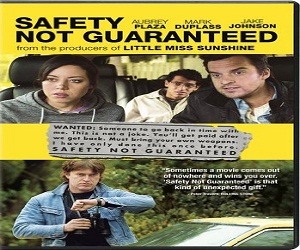 فيلم Safety Not Guaranteed 2012 BluRay مترجم بلوراي