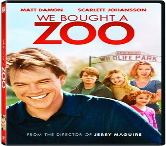 فيلم We Bought a Zoo 2011 BLURAY مترجم جودة بلوراي مات ديمون