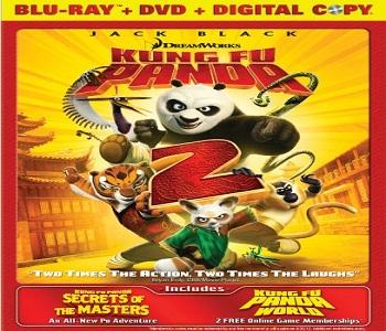فيلم Kung Fu Panda Secrets of the Masters 2011 مترجم DVDrip